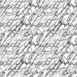 Abstract seamless graphic hand write pattern