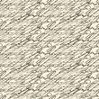 Abstract seamless vintage hand write pattern