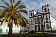 Azores - Island Of Pico - Church in Lajes do Pico