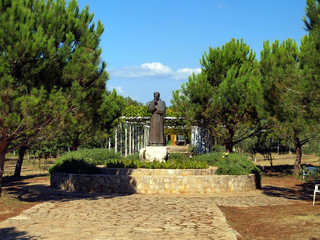 Medjugorje - Mother's Village, a monument to Father Slavko Barba