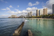 Waikiki Morning at the Breakwater