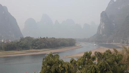 Xingping village, near Yangshuo, Guangxi Province, China.