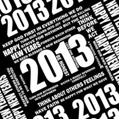 Happy new years 2013\