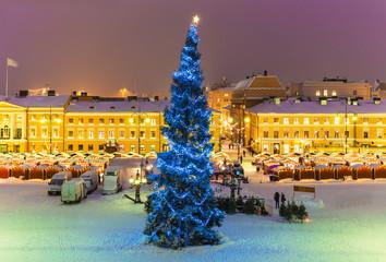 Christmas in Helsinki, Finland