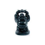 statuette of Chinese god. Netsuke.