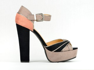 Elegant High Heel Platform