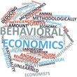 Word cloud for Behavioral economics