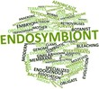 Word cloud for Endosymbiont