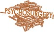Word cloud for Psychosurgery