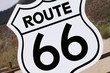 route 66 sign, USA