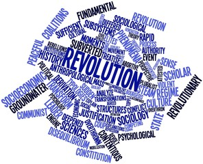 Word cloud for Revolution