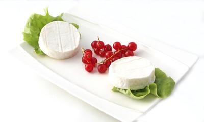 2 fromages et des groseilles