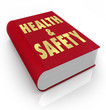 Book of Health and Safety Rules Regulations