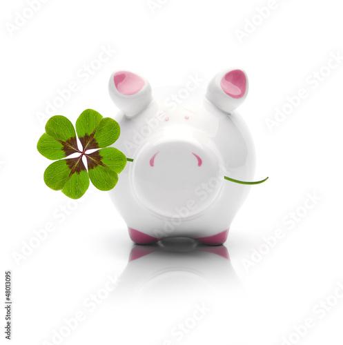Glücksschweinchen