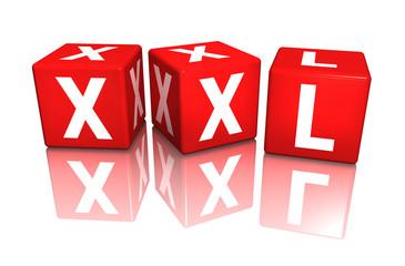 würfel cube xxl 3d