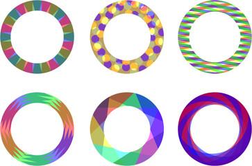6 Kreise