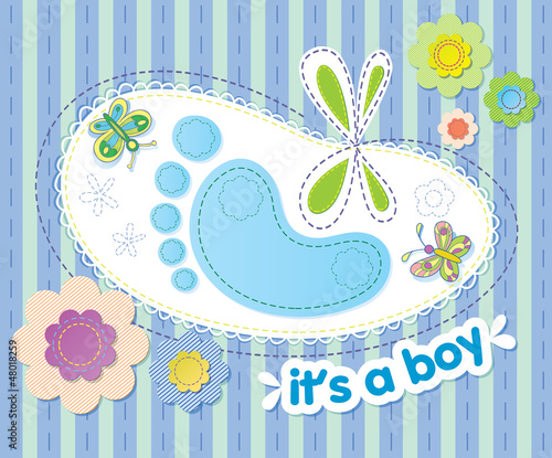 congratulations on the birth of a boy