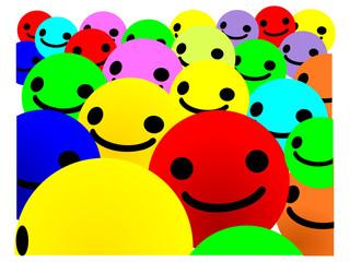 Smile - sorrisi - faccine - allegria -felicità