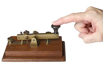 Telegraph Message