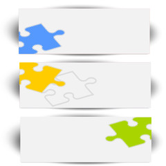 puzzle banner
