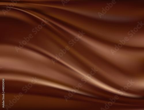 Abstrakter Schokoladenhintergrund