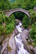 Ponte in pietra , Pontboset Valle d'Aosta