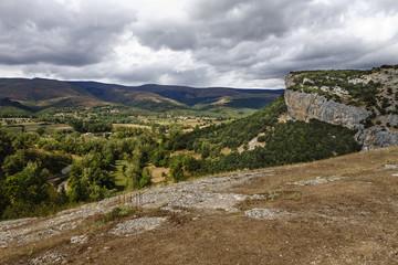 Paisaje de Burgos