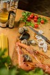 Seafood meal preparation process