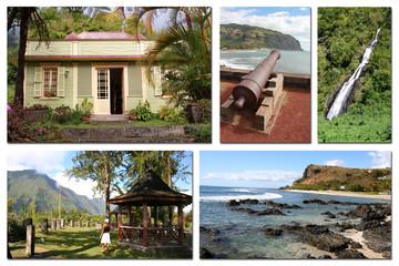 Ile de la Réunion - Panorama