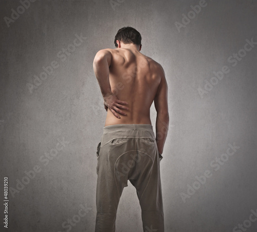 Guy Backache