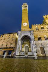 Piazza del Campo Siena palio