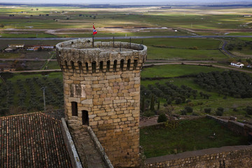 Antigua torre medieval