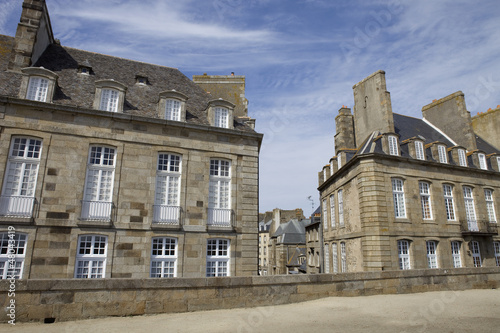 st malo houses