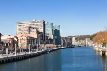 Ria de Bilbao, Vizcaya,