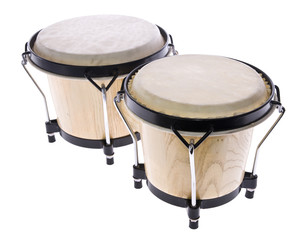 bongos isolated