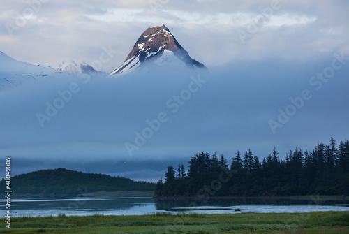 Mountains on Alaska