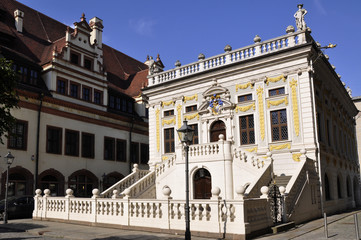 Alte Handelsbörse Leipzig