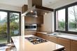 beautiful apartment, interior, kitchen