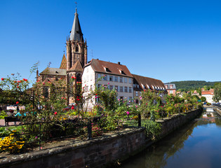 Historisches Zentrum Weissenburg