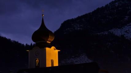 Kirche in Strobl