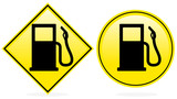 Petrol Icons, Fuel Pump Icons