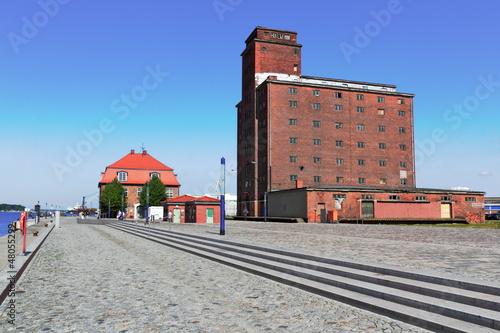 Wismar Hafenanlage