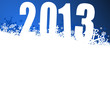 2013 new year vector banner