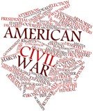 Word cloud for American Civil War