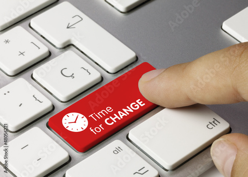 Time to CHANGE keyboard key. Finger