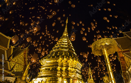 golden pagoda and yeepeng