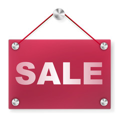 Sale Sign - Plexi Signboard