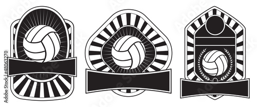 Volleyball Design Templates