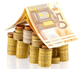 concept maison argent