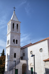 Franciscan Church. Shibenik (Sibenik), Croatia